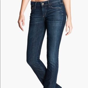 'Ava' Straight Leg Jeans CITIZENS OF HUMANITY